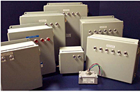 AC POWER LIGHTNING AND SURGE PROTECTIVE DEVICES